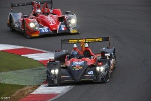 AUTO - ELMS 4 HOURS OF SILVERSTONE 2014