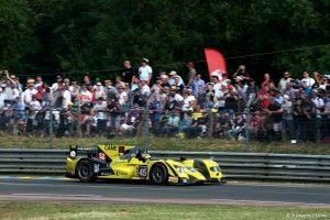 24H du Mans 2015 race