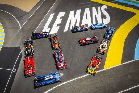 ORECA 07 delegation - 24 Hours of Le Mans