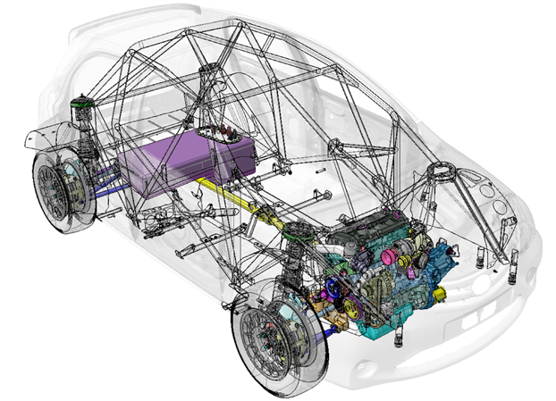 FIA R4 - The Kit EN - Groupe Oreca - The motorsport company