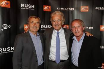 2013 - Anniversaire 40 ans Soirée Rush