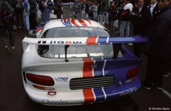 Flashback - Le Mans 2002