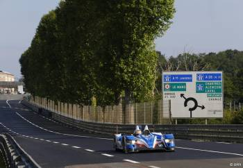 2014 - FIA WEC - Le Mans Test Day