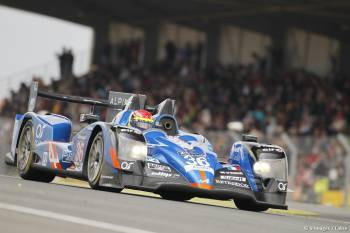 2015 - Le Mans 24H - Test Day