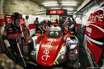 2015 - Le Mans 24H - Course