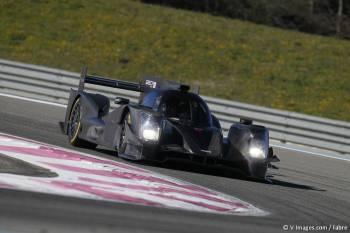 2015 - ORECA 05 LM P2 Test