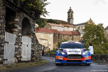 2015 - WRC2 - Corse