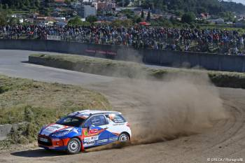 2015 - WRC2 WRC3 - Portugal