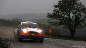 2015 - WRC2 - Grande-Bretagne