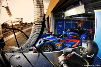 2015 - FIA WEC - test Day