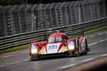 2016 - Le Mans 24H - Essais