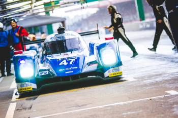2016 - Le Mans 24H - Qualifications