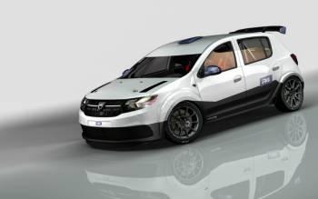FIA R4 KIT - Dacia Sandero