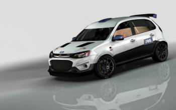 FIA R4 Kit - Lada