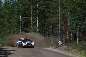 2016 - WRC2 - Finlande