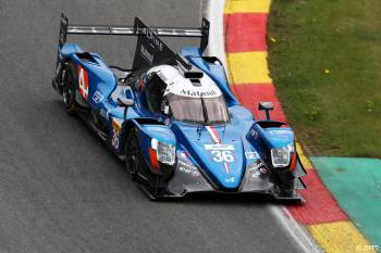 2017 - WEC Spa-Francorchamps