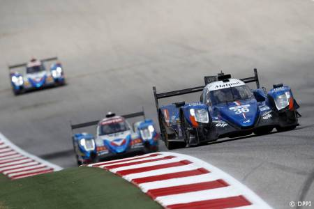 2017 - FIA WEC - Austin