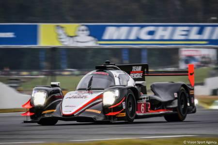 Team Penske et ORECA : podium à Petit Le Mans