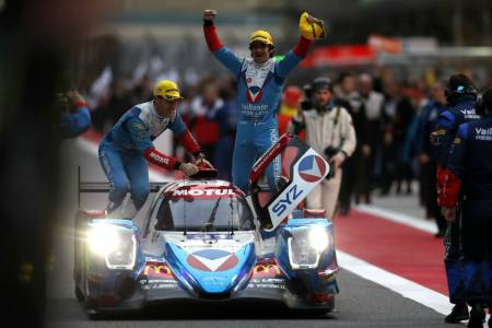 This end of year is all about competition for ORECA Group