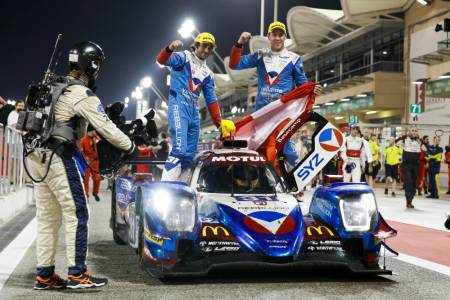 Vaillante Rebellion crowned LM P2 Champion with the ORECA 07