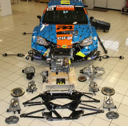 R4 kit: from development phase to homologation