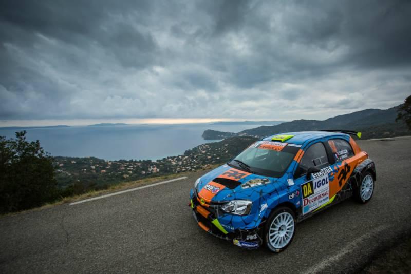 2017 - FIA R4 kit - Rallye du Var