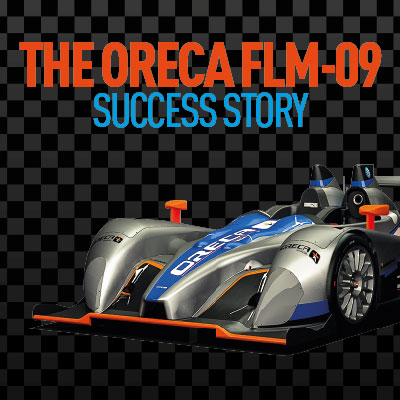 The ORECA FLM-09 success story