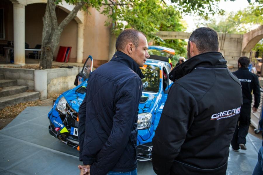 ORECA Store partenaire et distributeur officiel du Sarrazin Motorsport