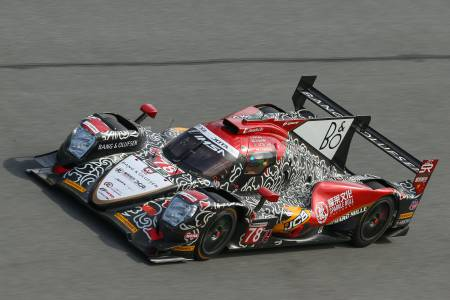 A podium and great performances for ORECA chassis in Daytona!