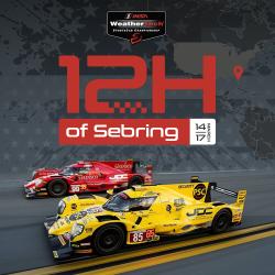 2018 12 Hours of Sebring