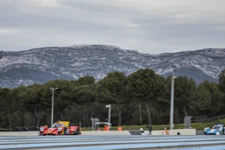 4 Heures du Castellet : podium 100% ORECA emmené par Racing Engineering !