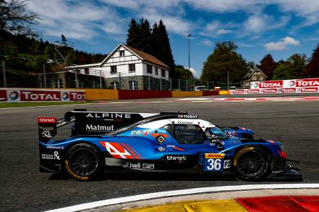 2018 - WEC - 6 Hours of Spa-Francorchamps