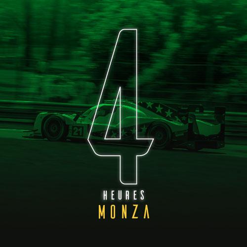 4 Heures de Monza 2018