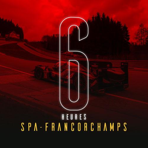 6 Heures de Spa-Francorchamps 2018