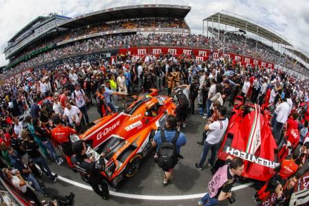 2018 - 24 Hours of Le Mans - Race