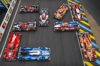 2018 - 24 Hours of Le Mans - Test day