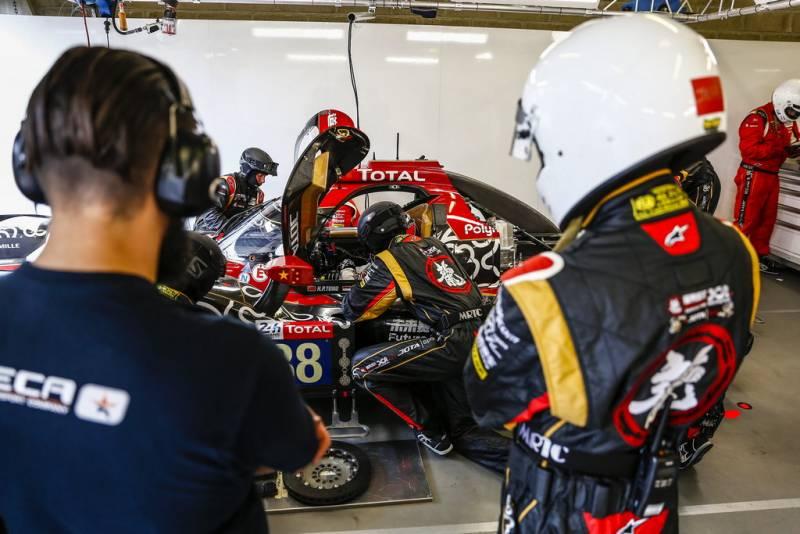 2018 - 24 Heures du Mans - Essais & Qualifications