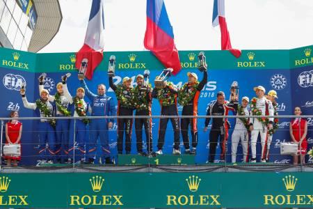 ORECA remporte tous les matchs aux 24 Heures du Mans 2018