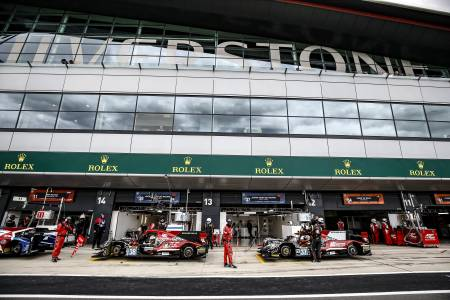 2018 - WEC - 6 Hours of Silverstone
