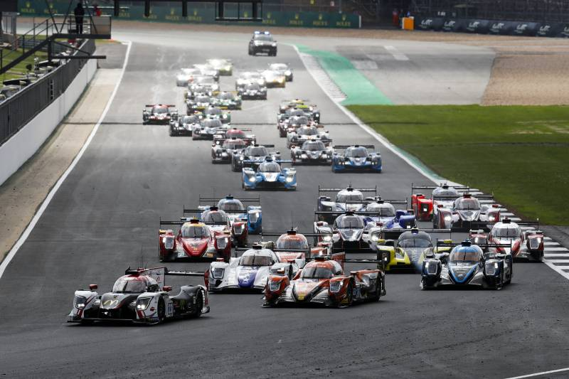 2018 - ELMS - 4 Hours of Silverstone