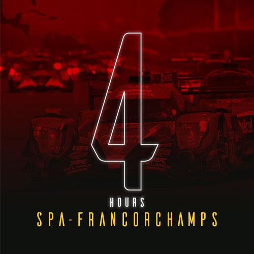 2018 4 Hours of Spa-Francorchamps