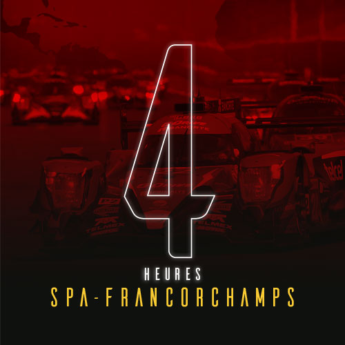 4 Heures de Spa-Francorchamps 2018