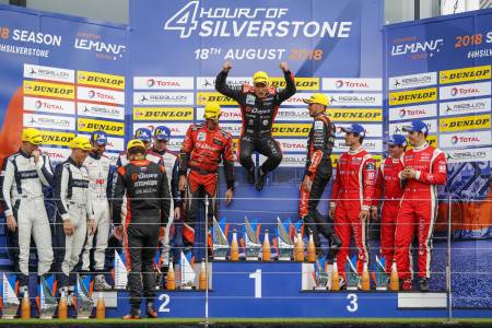 2018 ELMS: ORECA claims all medals