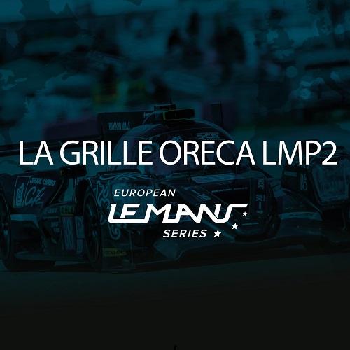 La grille LMP2 ORECA en European Le Mans Series
