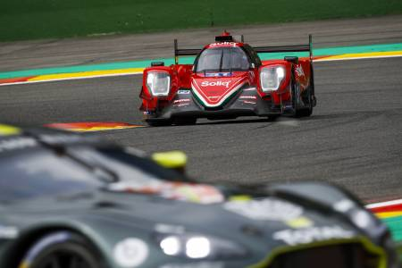 2019 WEC - 6 Hours of Spa Francorchamps