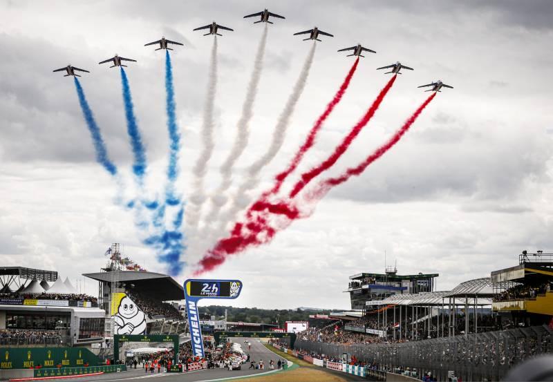 2019 - 24 Hours of Le Mans - Race