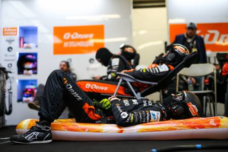 24 Hours of Le Mans H+17: G-Drive Racing leading the charge…