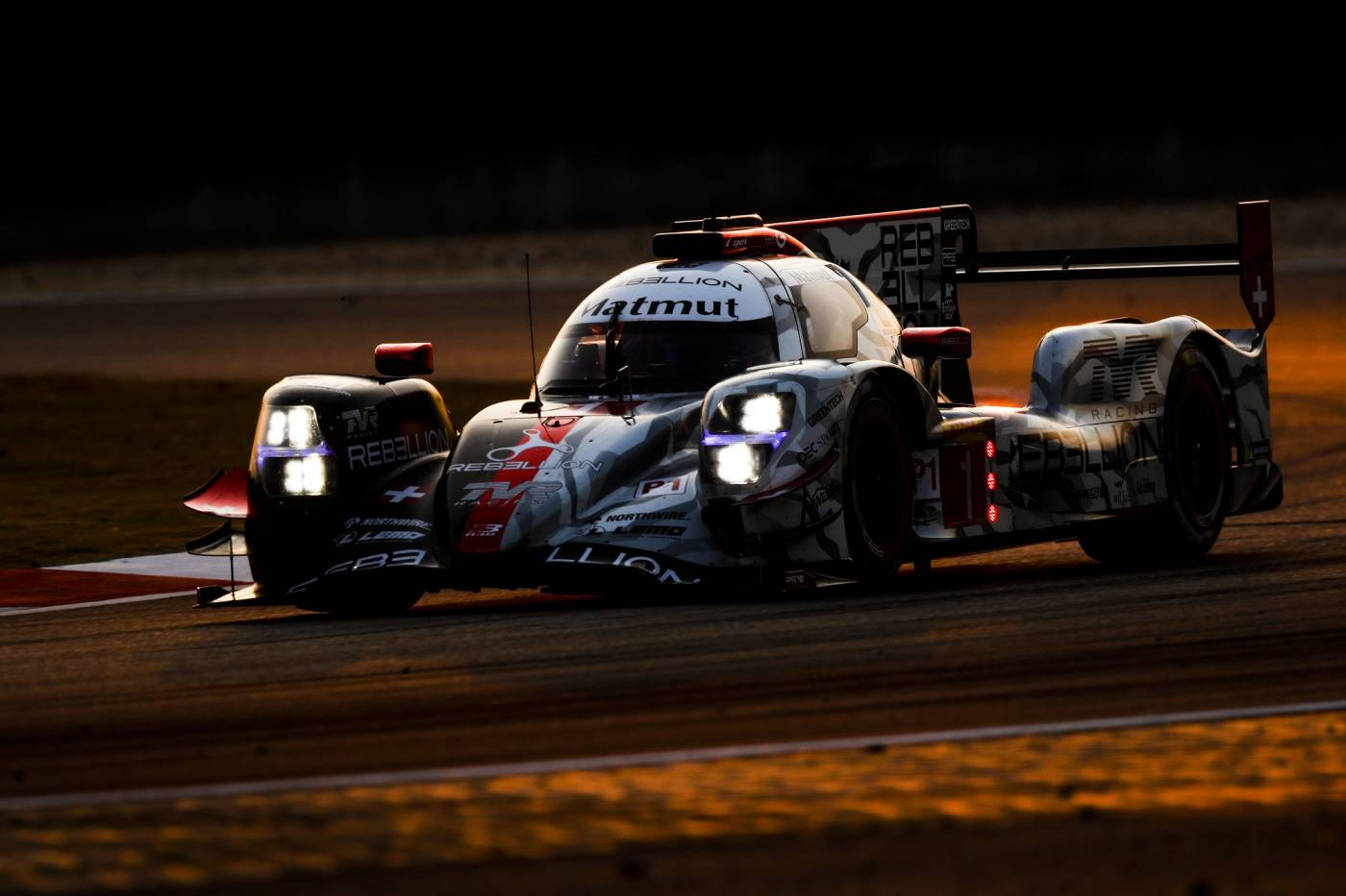 Team Rebellion's ORECA wins its first victory in WEC