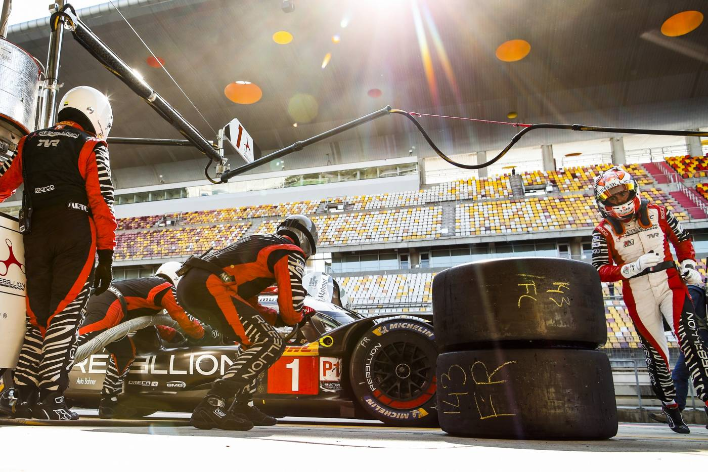ORECA thanks Rebellion Racing for six seasons of shared projects and successes